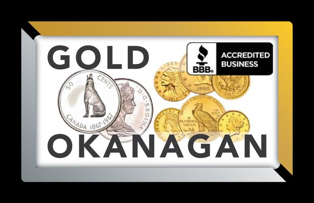 Gold Okanagan does house calls to buy your Gold, Silver & Coins