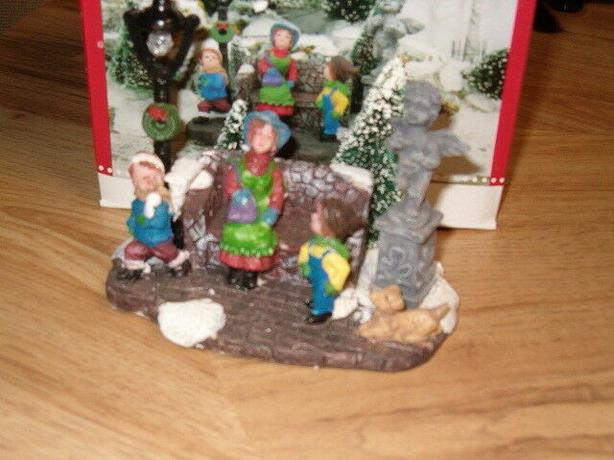 Christmas village ornament