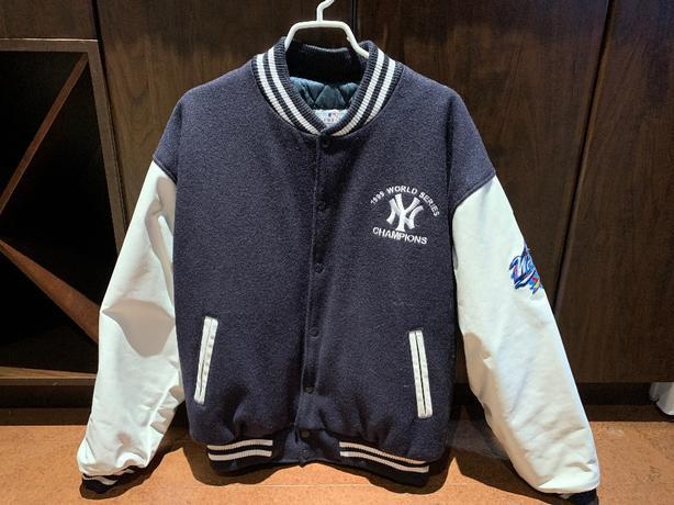 New York Yankees Authentic World Series Jacket