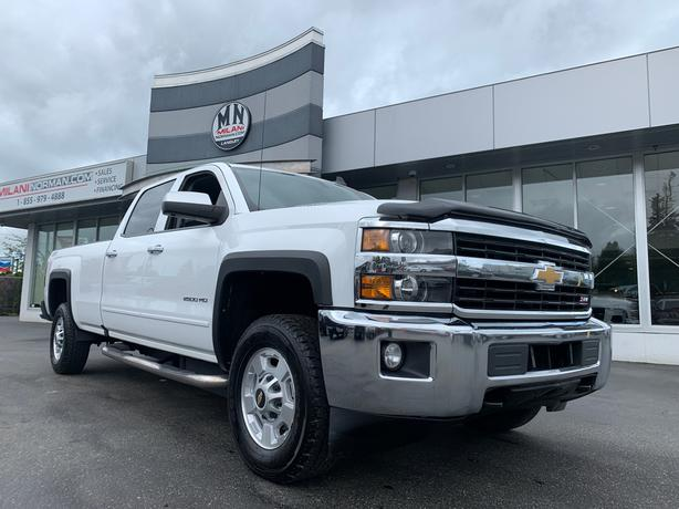 Used 2016 Chevrolet Silverado 2500HD LT 4WD Z71 CREW LB DIESEL HEATED SEATS REAR