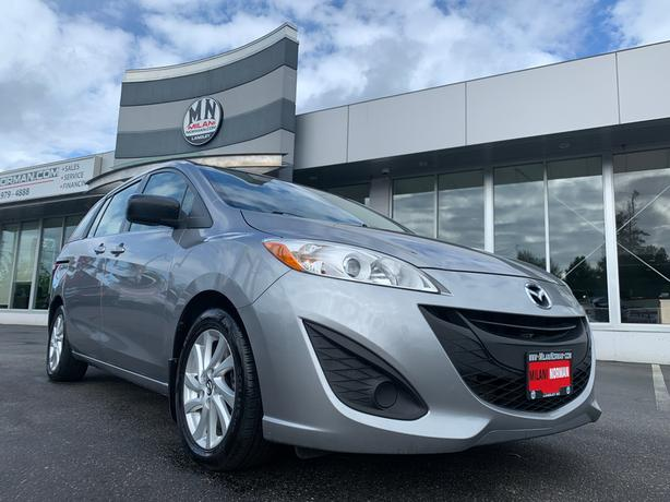 Used 2015 Mazda Mazda5 GS MANUAL PWR GROUP A/C 6-PASSANGER Wagon