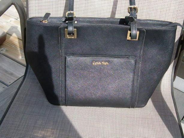 purse , Calvin kleiv