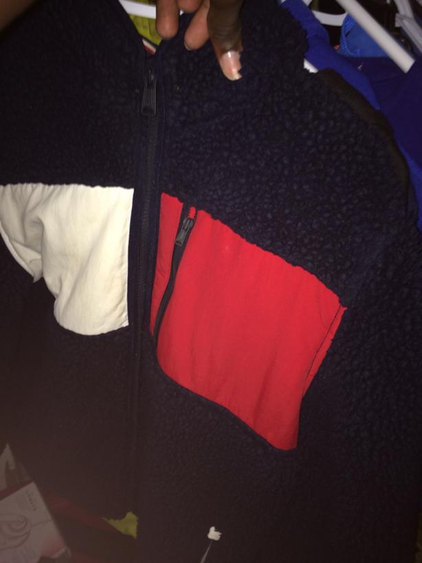 Tommy jacket condition 8 medium