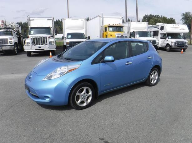 2013 Nissan Leaf S Navigation Fast Charge