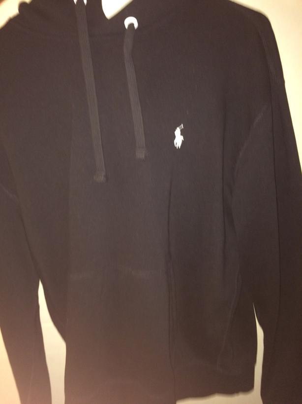 Polo track suit medium
