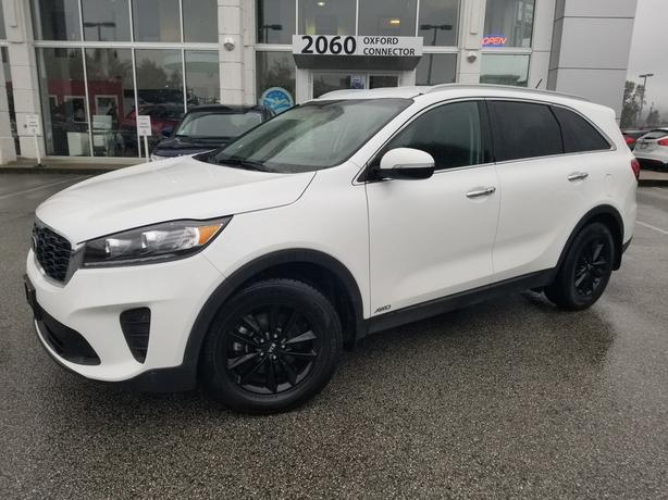 2019 Kia Sorento LX Rear DVD-Heated Leather AWD