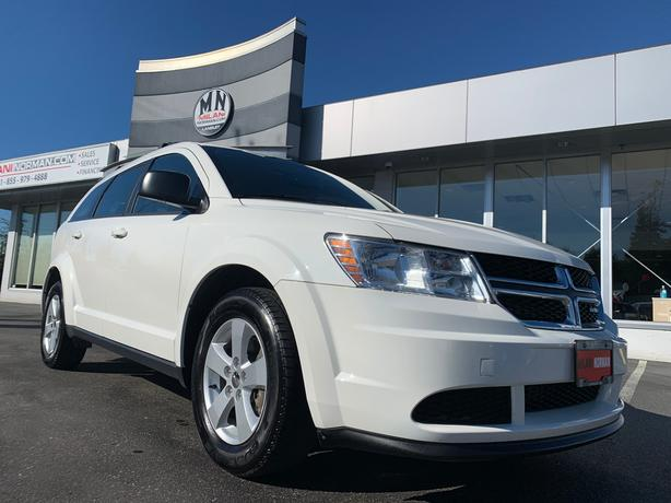 Used 2015 Dodge Journey SXT 2.4L 4CYL POWER GROUP ALLOYS A/C 7-PASS SUV