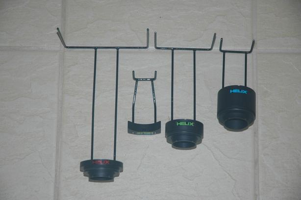 Helix Extension Tubes/Framers for Nikonos Camera