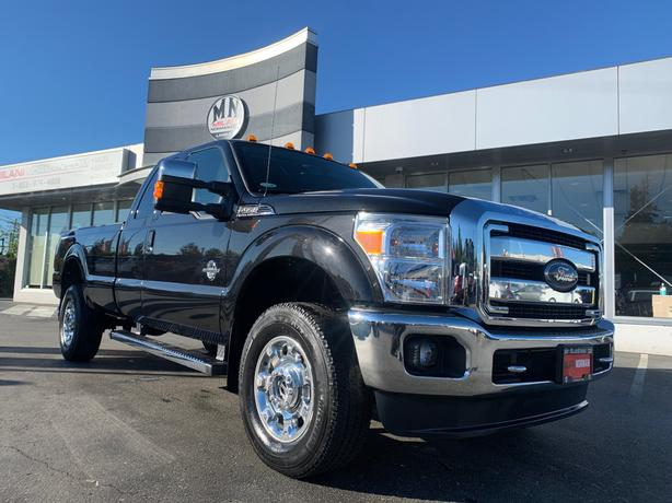 Used 2013 Ford F-350 Lariat 4WD DIESEL LB LEATHER NAVI CAMERA 53KM Truck Super C