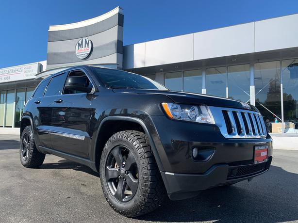 Used 2012 Jeep Grand Cherokee Laredo 3.6L V6 4WD LEATHER SUNROOF NAVI CAMERA SUV