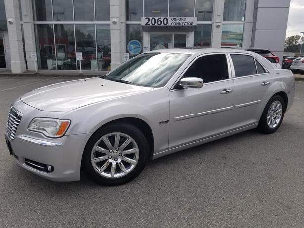 2012 Chrysler 300C Platinum Navigation-Leather-Sunroof-Hemi V8 RWD