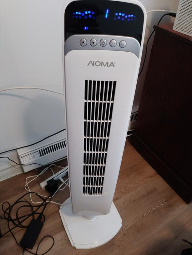 Noma Tower Fan