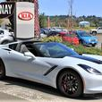 2019 Chevrolet Corvette Stingray Z51 w/NAV 2dr Coupe - Grey -