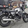 2014 Moto Guzzi V7III SPECIAL
