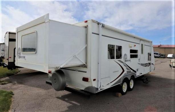 2005 Forest River SURVEYOR 255RS