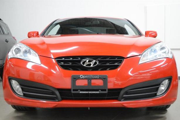 2010 Hyundai Genesis Coupe- One Owner- RWD-All New Break Pads