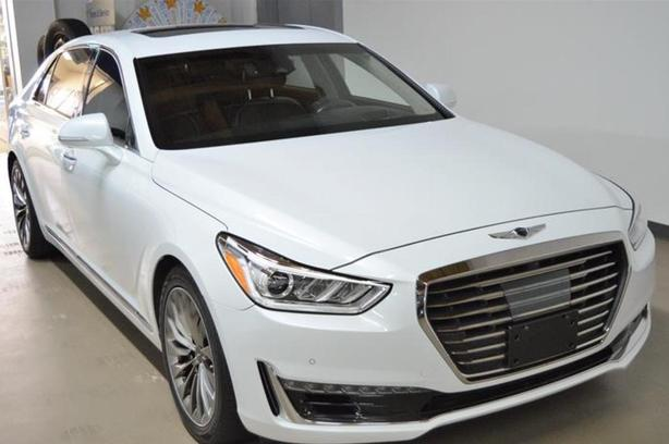 2017 Genesis G90 - No Accidents- One Owner-AWD-$327 BiWeekly-Smart Key