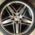 mercedes winter rims 18 inch