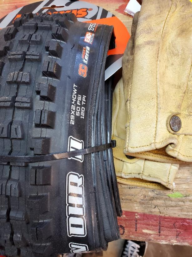tubeless minion 29inch tires