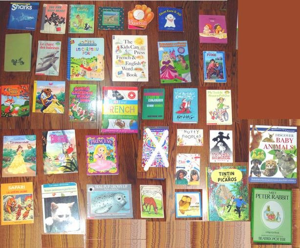 Many Children's Books For Sale – See Description for Prices