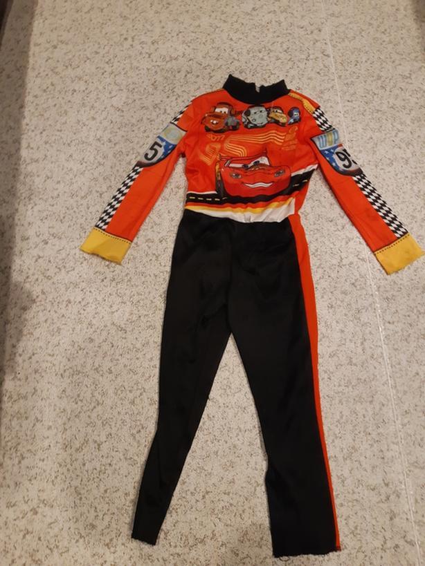 Lightning McQueen suit