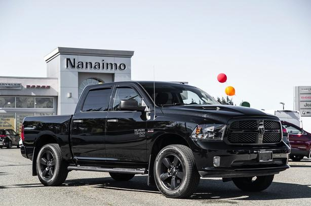 Used 2019 Ram 1500 Classic Express One Owner Truck Crew Cab