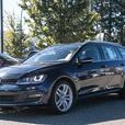 Used 2017 Volkswagen Golf SportWagen Highline One Owner Navigation Wagon