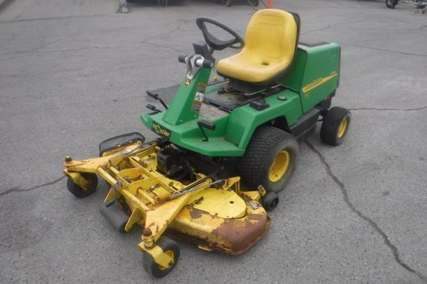 2006 John Deere F725 Lawn Mower