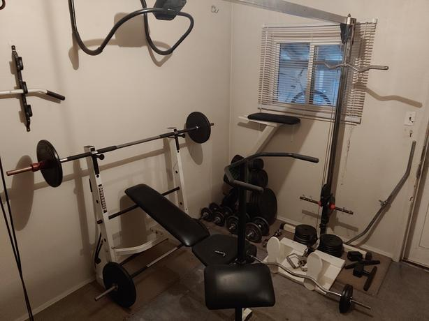 HOME GYM  REDUCED FOR SALE
