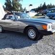 "1985 MERCEDES 380 SL CONVERTIBLE """"CLASSIC CAR AUCTION"""""