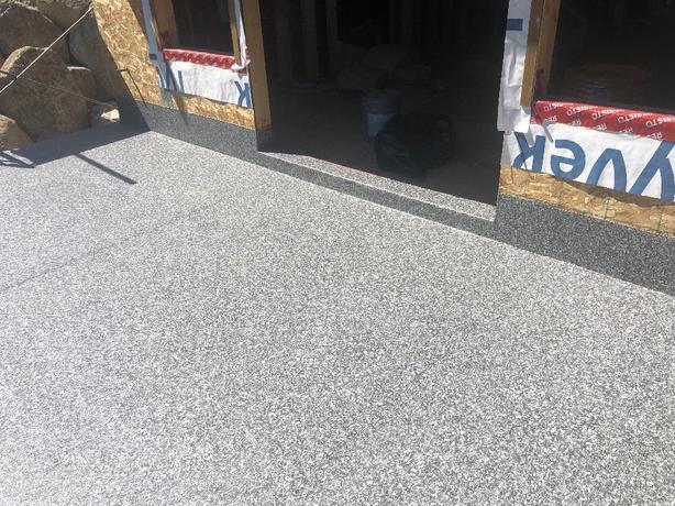 vinyl membrane installer