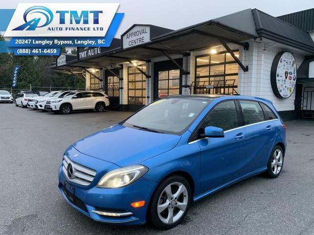 2014 Mercedes-Benz B-Class 4dr HB B250 Sports Tourer