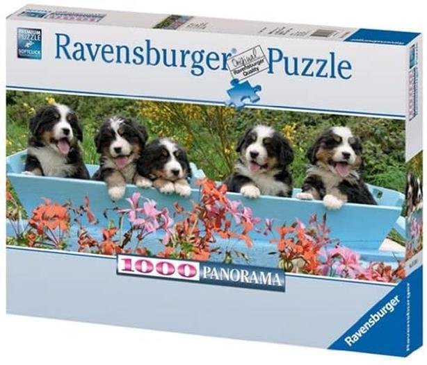 ravens burger puzzle dogs