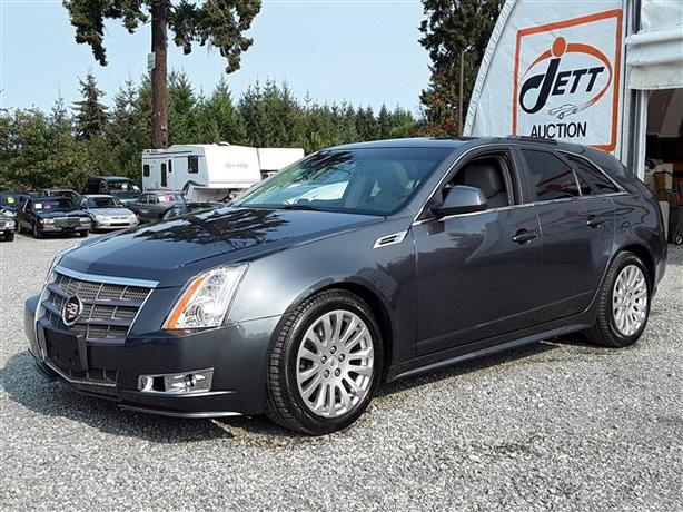2010 CADILLAC CTS4 PERFORMANCE COLLECTION LVIE FOR AUCTION!