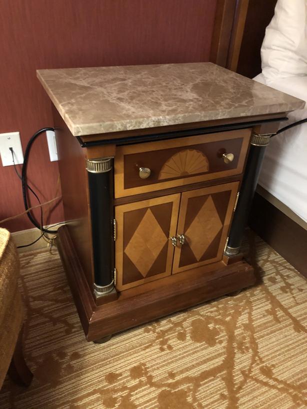 Hotel furniture liquidation