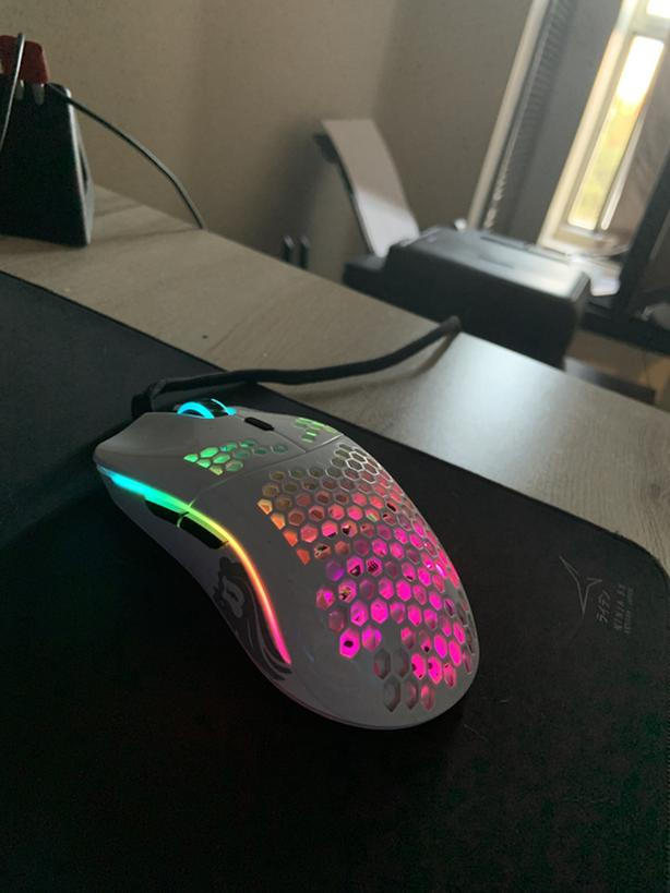 Glorious Model O Glossy Gaming Mouse
