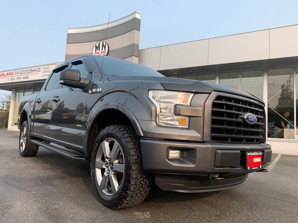 Used 2016 Ford F-150 SPORT 4WD 3.5L ECO-BOOST NAVI CAMERA 20'S Truck SuperCrew C