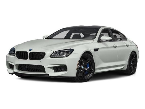 Pre-Owned 2015 BMW M6 Base RWD 4D Sedan