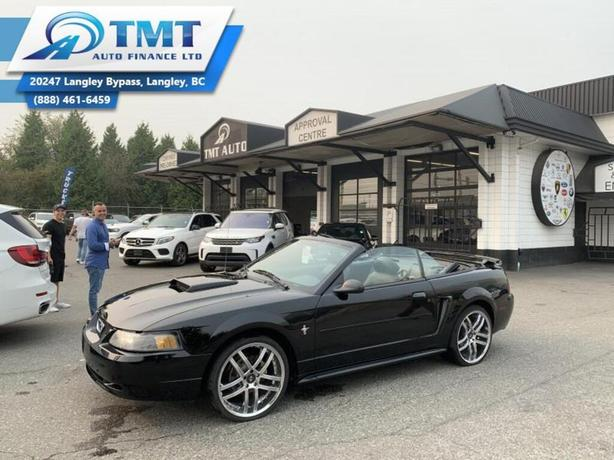 2003 Ford Mustang 2dr Convertible