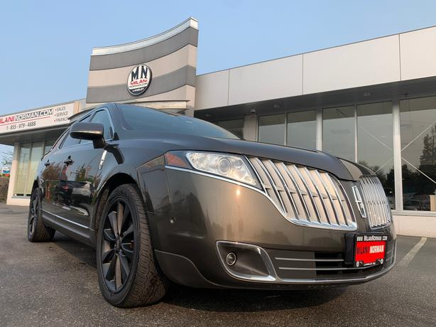 Used 2011 Lincoln MKT AWD ECOBOOST LEATHER SUNROOF NAVI 6-PASS SUV
