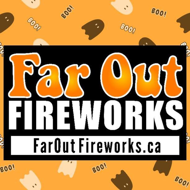 Farout Fireworks is Open