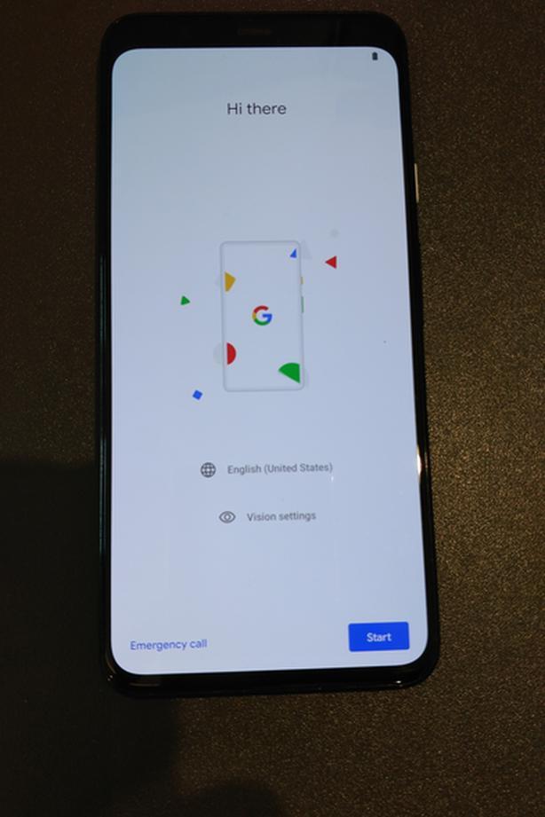 Google Pixel 4 XL (128gb model)