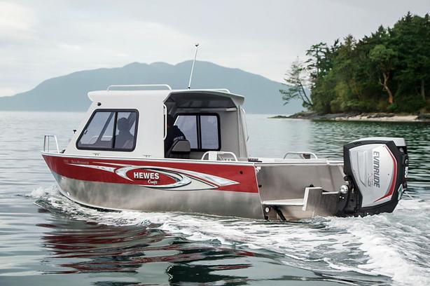 2021 Hewescraft 190 Sea Runner HT