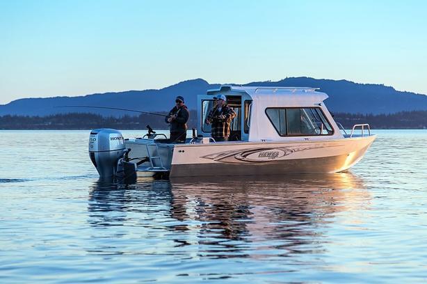 2021 Hewescraft 210 Sea Runner ET & HT