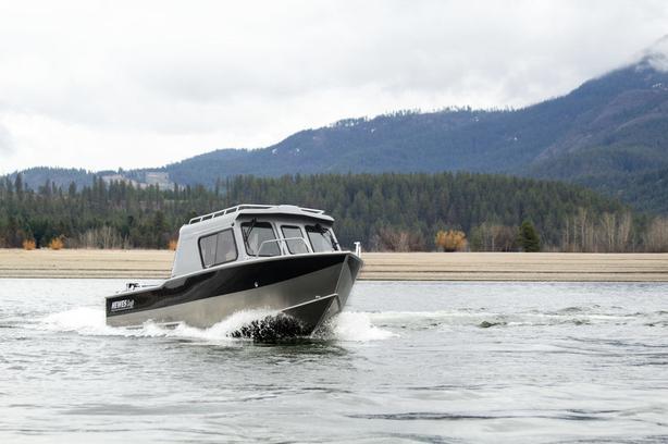 2021 Hewescraft 270 Alaskan HT