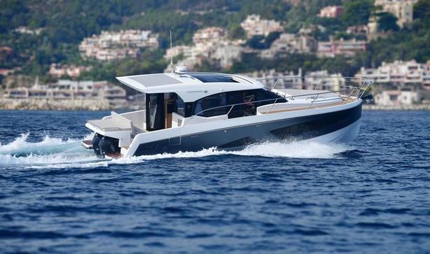 2021 Parker Poland 110 Monaco