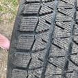 winter bridgestone blizzac tires 225/50/R18