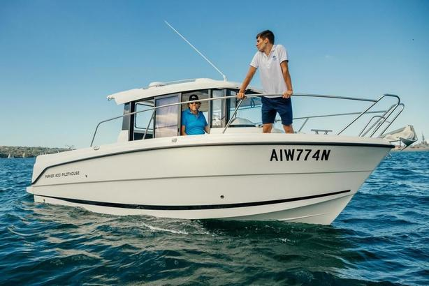 2021 Parker Poland 800 Pilothouse