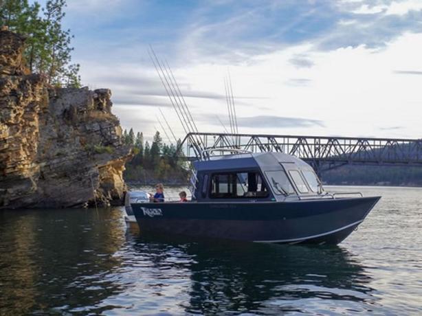 2021 Raider 190 Explorer