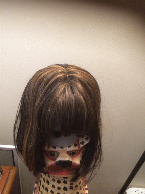 New Amanda Lux Hair Wig